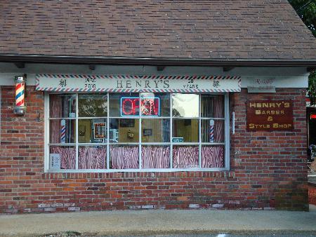 Henry's Barber Shop - Wrentham, MA 02093 - (508)384-2241 | ShowMeLocal.com