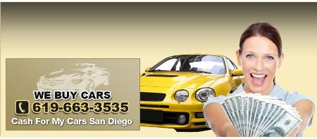 Cash For My Car San Diego - San Diego, CA 92110 - (619)663-3535 | ShowMeLocal.com