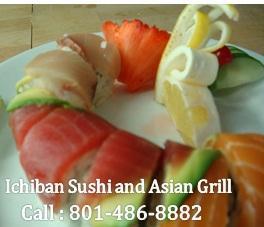 Ichiban Sushi And Asian Grill - Salt Lake City, UT 84115 - (801)486-8882 | ShowMeLocal.com