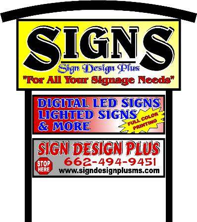 Sign Design Plus - West Point, MS 39773 - (662)494-9451 | ShowMeLocal.com