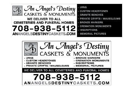 An Angel's Destiny Caskets & Monuments - Maywood, IL 60153 - (708)483-8235   ShowMeLocal.com