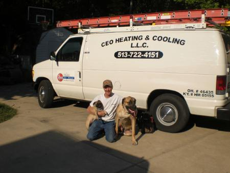 CEO Heating & Cooling LLC - Milford, OH 45150 - (513)722-4151 | ShowMeLocal.com