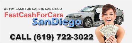Fast Cash For Cars San Diego - San Diego, CA 92123 - (619)722-3022 | ShowMeLocal.com