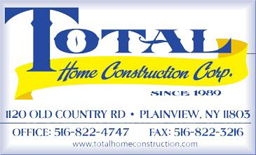 Total Home Construction Corp - Plainview, NY 11803 - (516)459-3438 | ShowMeLocal.com
