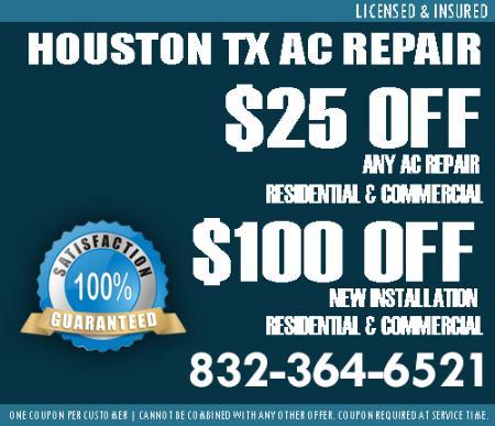 Ac Same Day Service & Installation - Houston, TX 77201 - (832)364-6521 | ShowMeLocal.com
