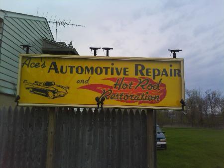 Ace's Automotive Repair & Hot Rod Restoration - Aurora, IL 60505 - (630)898-4349 | ShowMeLocal.com