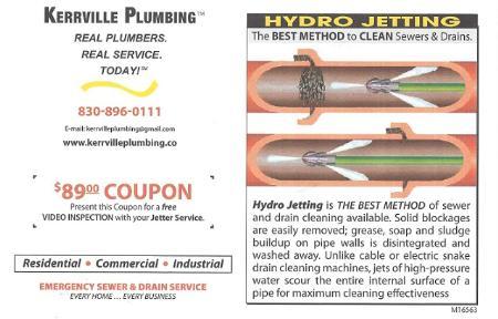 Kerrville Plumbing Company - Kerrville, TX 78028 - (830)896-0111 | ShowMeLocal.com