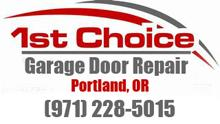 1St Choice Garage Door Repair - Portland, OR 97216 - (971)228-5015 | ShowMeLocal.com