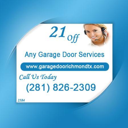 Garage Door Extension Springs Repairsh - Richmond, TX 77407 - (281)826-2309 | ShowMeLocal.com