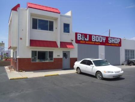 B & J Body Shop - Boulder City, NV 89005 - (702)293-1140 | ShowMeLocal.com