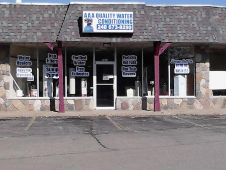 AAA Quality Water Conditioning - Waterford, MI 48327 - (248)673-8250   ShowMeLocal.com