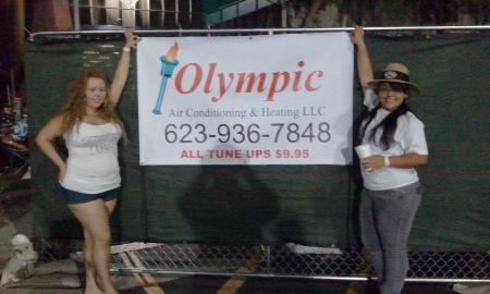 Olympic A/C & Heating LLC - Laveen, AZ 85339 - (623)936-7848 | ShowMeLocal.com
