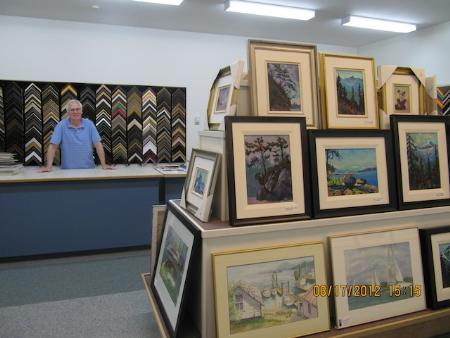 Bottle Works Framing & Gallery - Mineral Point, WI 53565 - (608)987-0026 | ShowMeLocal.com