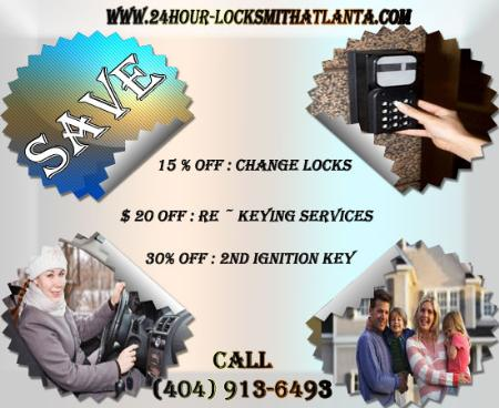Emergency Lock & Key In Atlanta - Atlanta, GA 30348 - (404)913-6493 | ShowMeLocal.com