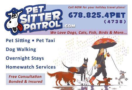 Pet Sitter Patrol - Acworth, GA 30101 - (678)825-4738 | ShowMeLocal.com