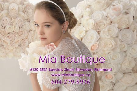 Mia Boutique - Richmond, BC V7E 5W3 - (604)279-8936 | ShowMeLocal.com