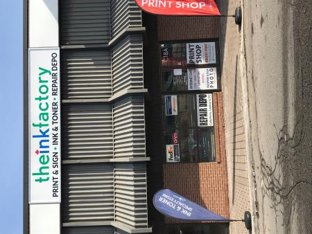 The Ink Factory - Mississauga, ON L5N 4H4 - (905)826-3128 | ShowMeLocal.com