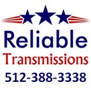 Reliable Transmissions - Austin, TX 78728 - (512)388-3338 | ShowMeLocal.com