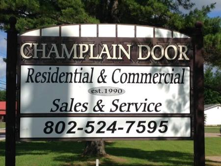 Champlain Door Company - Georgia, VT 05468 - (802)524-7595 | ShowMeLocal.com