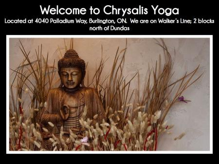 Chrysalis Yoga - Burlington, ON L7M 0V6 - (905)319-9111 | ShowMeLocal.com