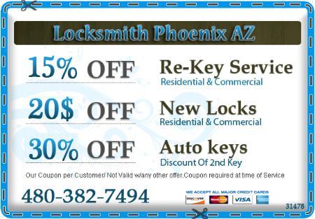Key Replacement Phoenix,Az - Phoenix, AZ 85016 - (480)382-7494 | ShowMeLocal.com