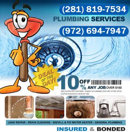 leaks Repair Plumber Houston - Houston, TX 77218 - (281)819-7534 | ShowMeLocal.com