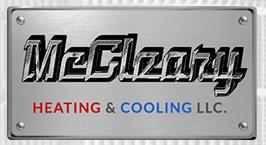 McCleary Heating & Cooling LLC. - Chambersburg, PA 17201 - (717)263-3833 | ShowMeLocal.com