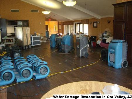 Water Damage Restoration - Oro Valley, AZ 85704 - (888)491-5860   ShowMeLocal.com