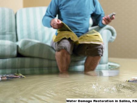 Water Damage Restoration - Salina, KS 67401 - (888)491-5860 | ShowMeLocal.com