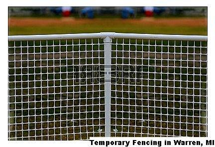 Temporary Fencing - Warren, MI 48088 - (888)289-9933   ShowMeLocal.com