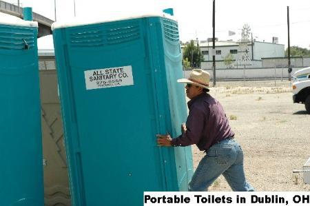 Portable Toilets - Dublin, OH 43016 - (888)664-6168 | ShowMeLocal.com