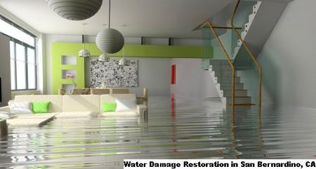 Water Damage Restoration - San Bernardino, CA 92404 - (888)491-5860 | ShowMeLocal.com