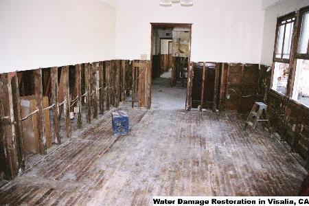 Water Damage Restoration - Visalia, CA 93277 - (888)491-5860 | ShowMeLocal.com