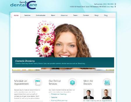 Powell Family Dental Care - Portland, OR 97266 - (503)788-0405   ShowMeLocal.com
