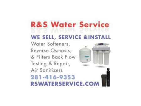 RS WATER SERVICE - Missouri City, TX 77459 - (281)416-9353   ShowMeLocal.com