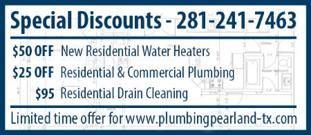 Affordable Plumber in Pearland TX - Pearland, TX 77584 - (281)241-7463 | ShowMeLocal.com