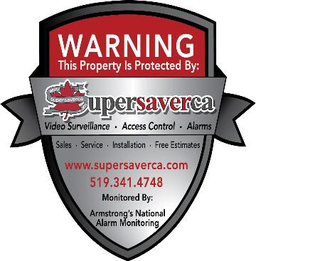 Supersaverca Video Surveillance, Alarms & Access Control Systems - Orangeville, ON L9W 3T1 - (519)341-4748 | ShowMeLocal.com