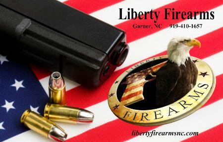 Liberty Firearms - Garner, NC 27529 - (919)410-1657 | ShowMeLocal.com