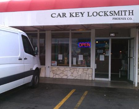 Car Key Locksmith Phoenix AZ - Phoenix, AZ 85085 - (602)412-3593 | ShowMeLocal.com