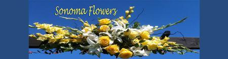 Sonoma Flowers - Sonoma, CA 95476 - (707)996-1696 | ShowMeLocal.com
