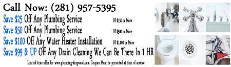 Plumbing Service Kingwood TX - Kingwood, TX 77345 - (281)957-5395 | ShowMeLocal.com