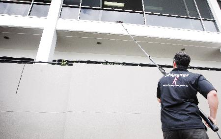 Shimmer Glass Cleaning - Five Dock, NSW 2046 - 1300 090 914 | ShowMeLocal.com