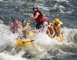 North Woods Rafting - Milan, NH 03588 - (603)449-6646 | ShowMeLocal.com
