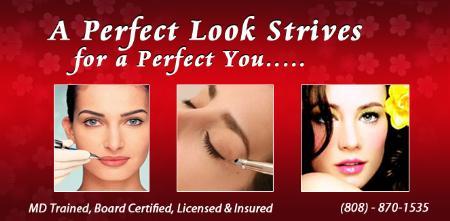 A Perfect Look Maui - Wailuku, HI 96793 - (808)870-1535 | ShowMeLocal.com