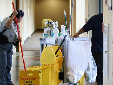 Holliway Commercial Janitorial Services - Dallas, TX 75215 - (972)370-3879 | ShowMeLocal.com