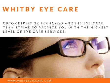 Whitby Eyecare - Dr. R. Fernando & Associates - Whitby, ON L1R 2X3 - (905)655-6236   ShowMeLocal.com