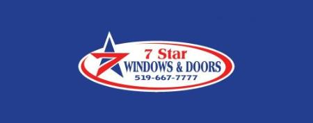 7 Star Windows And Doors - London, ON N6N 1K9 - (519)667-7777 | ShowMeLocal.com