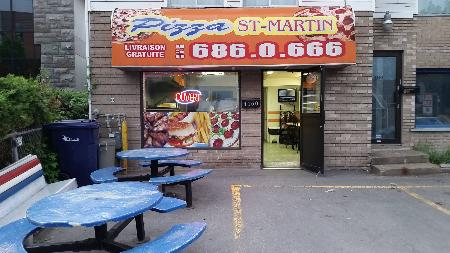 Pizza St-Martin - Laval, QC H7T 1C1 - (450)686-0666 | ShowMeLocal.com