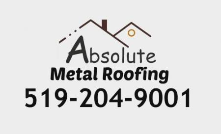Absolute Metal Roofing - London, ON N6E 2S8 - (519)204-9001 | ShowMeLocal.com