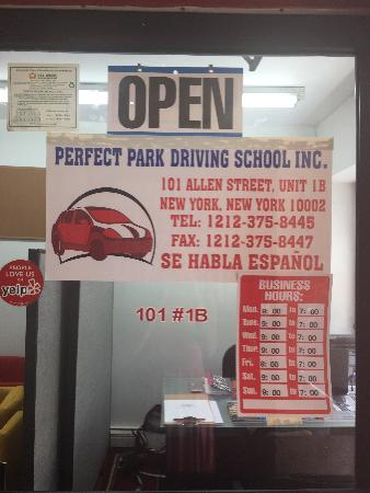 Perfect Park Driving School - New York, NY 10002 - (212)375-8445 | ShowMeLocal.com